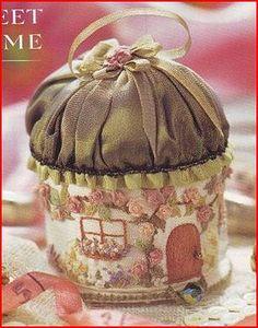 sweet pincushion