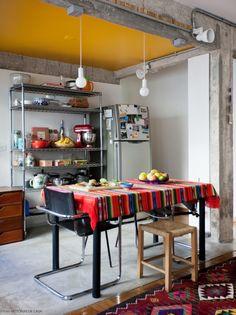 Planejando estilo industrial em meu cafofo...decoracao-historiasdecasa-nacozinha-rolinho-07