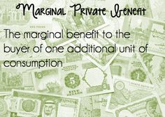 Marginal Benefit-The additional satisfaction or utility that a person receives from consuming an additional unit of a good or service.