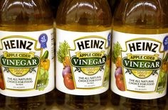 Vinegar bottles - Bloomberg