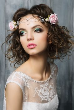 Beautiful Lips, Beautiful Women, Pretty Eyes, Female Portrait, Woman Face, Pure Products, Flowers, Brides, Faces