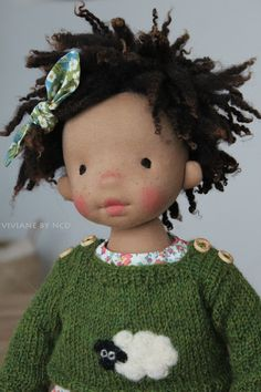 Viviane by NorthCoastDolls