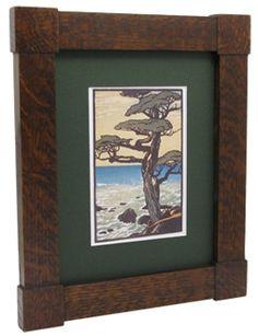 Craftsman Block Frame