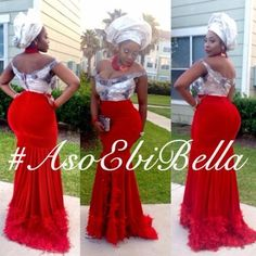 BellaNaija Weddings presents #AsoEbiBella – Vol. 48. For the newbies, an #AsoEbiBella is a wedding guest {bella} looking stunning in aso-ebi – the fabric/colours of the day, at a traditional engagement or wedding