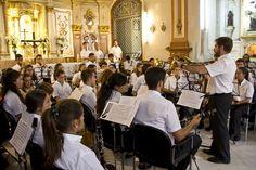 Hora de Mercado, Hora de Música. 27 de Septiembre de 2014 Concierto Banda de la Esperanza.