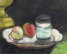 Henri Matisse - Nature Morte, c. 1918.