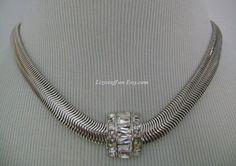 Designer Christian Dior Art Deco Inspired High Shine by lizystuff, $249.00