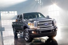 2014 Ford Super Duty F-250 Review