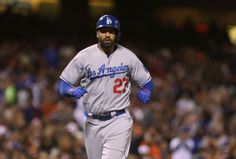 Los Angeles Dodgers Matt Kemp