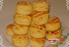 Hungarian Recipes, Home Baking, Scones, Pineapple, Muffin, Fruit, Cooking, Breakfast, Food