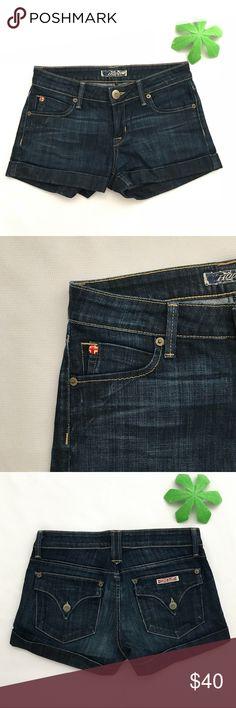 Hudson Shorts Denim Hudson Shorts   Size: 26   Excellent Condition Hudson Jeans Shorts Jean Shorts