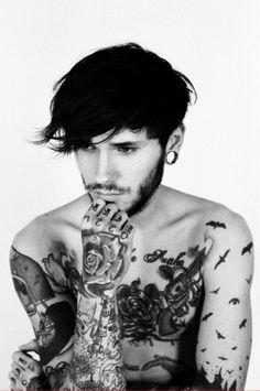 tattoo #tattooed #guy #man #tats #tattoos #ink #inked #guys #men #tatts #tattoo