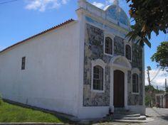 Capela Nossa senhora do Desterro.Pedra de Guaratiba. Rio de Janeiro, Brasil.