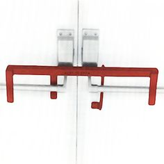 Security Latch 2100 For Double Doors Without A Center Post For $59.40.  #security #