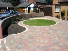 Ashby Builders Ltd offersthe best and high quality installation, low maintenance and durable Patios in Oxfordshire that help in giving you the perfect surroundings. It is a space to relax and enjoy entertaining friends and family. Block Paving Driveway, Building Companies, House Front, Restoration, Sidewalk, Relax, Garden, Outdoor Decor, Golf