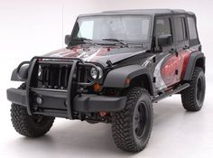 Jeep Wrangler Jeep Wrangler One Piece Grill/Brush Guard Black Grille Guards & Bull Bars Stainless Products Performance American Auto Accessories http://www.amazon.com/dp/B004YRTD26/ref=cm_sw_r_pi_dp_C66Dvb1PS7D01