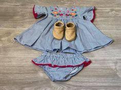 Baby summer Corfoot από 0 έως 24 μηνών! Όποιο και αν είναι το αγαπημένο τους χρώμα είναι τόσο μα τόσο απαλά 🍃 και δροσερά 🐳, για πατουσάκια που αξίζουν όλη την απαλότητα της φύσης 🌺🐣🐥🌺 www.corfoot.gr  Ευχαριστούμε το Tuyo multibrand kids closet για τα υπέροχα ρουχαλάκια! Kids Fashion, Handmade, Outfits, Dresses, Vestidos, Hand Made, Suits, Dress, Junior Fashion
