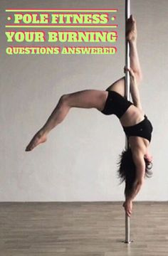 Pole Fitness: Your Burning Questions Answered   If you've been curious about pole fitness and wondering if this is for you, here are the answers of all the questions you've been mulling over in your head.   pole dancing, pole fitness, pole moves, pole dancing clothes, pole dancing moves beginners, pole dancing moves tutorials, pole fitness inspiration