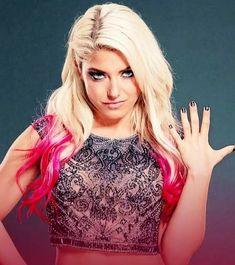 Hottest Wwe Divas, Alexis Bliss, Becky Wwe, Lexi Kaufman, Wwe Women's Division, Paige Wwe, Wwe Female Wrestlers, Wwe Girls, Raw Women's Champion