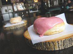 Dun-Well Doughnuts (vegan) in Brooklyn, via Flickr