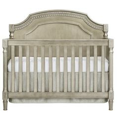 Oxford Baby Midcentury Claremont 4in1 Convertible Crib