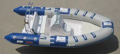 Fiberglass Rib 420C - Marine Sales Discounts  Foot pump Boat cover Repair kits Bow locker with cushion Rear seat locker with removable cushion Console locker with removable cushion