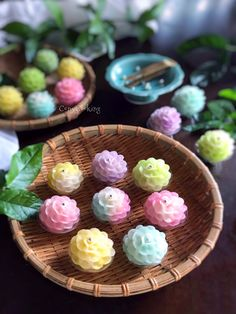 Asian Desserts, Party Desserts, Sweet Desserts, Dessert Recipes, Food Art Painting, Authentic Thai Food, Extra Recipe, Tasty Thai, Unicorn Foods