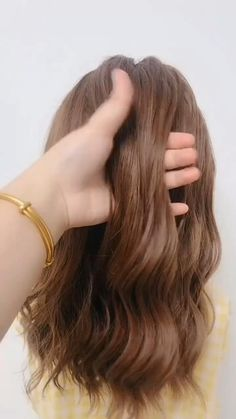 Curled Hairstyles, Girl Hairstyles, Wedding Hairstyles, Hairstyles For Medium Length Hair, Party Hairstyles, Formal Hairstyles, Medium Hair Styles, Short Hair Styles, Hair Videos