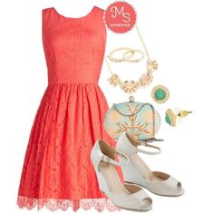 Roll In with the Punch Dress #modcloth #ad *pretty