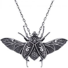 Restyle - Occult Beetle Pendant