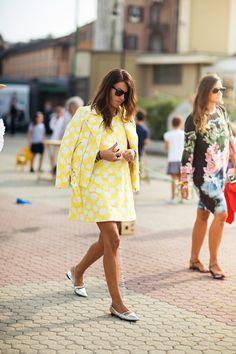 lemon zest. Vivs in Milan. #VivianaVolpicella