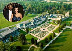 Luna de miel de Kim Kardashian y Kanye West sin su hija North #sociedad