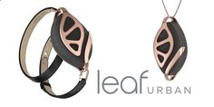 Identically the best feminine fitness tracking jewelry, Bellabeat Leaf Urban, comes with smart flexibility in rose gold and silver edition. #fitnesstracker #jewelry