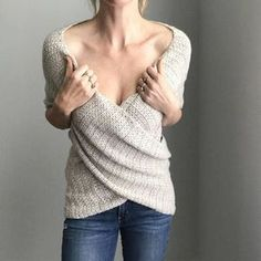 Wrapture Top - Gorgeous Crochet Pattern! - crochet envy