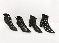 Black booties https://bellanblue.com