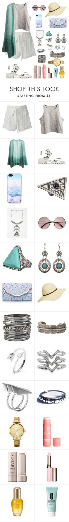 """""""*Someday I would like to know that when I die I will find my soul.*"""" by alyssadc ❤ liked on Polyvore featuring IRO, Miista, NOVA, Bita Pourtavoosi, Vanessa Mooney, Forever New, maurices, Yves Saint Laurent, Stella & Dot and First People First"""