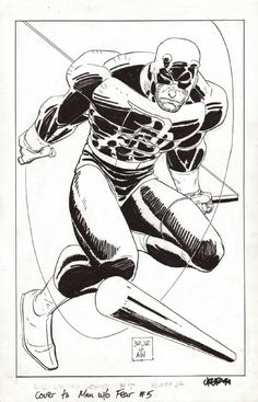 Daredevil by John Romita Jr