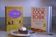 Demetrie's Chocolate Pie courtesy of Kathryn Stockett (The Help) in The Book Club Cook Book