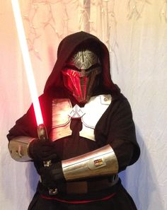 pants Cosplay costume Y.10 The Old Republic Sith Acolyte cape Cloak Star Wars