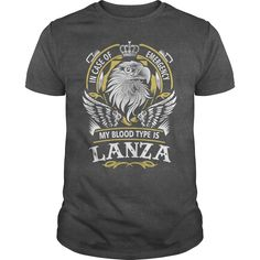 LANZA In case of emergency my blood type is LANZA - LANZA T Shirt, LANZA Hoodie, LANZA Family, LANZA Tee, LANZA Name, LANZA bestseller, LANZA shirt #gift #ideas #Popular #Everything #Videos #Shop #Animals #pets #Architecture #Art #Cars #motorcycles #Celebrities #DIY #crafts #Design #Education #Entertainment #Food #drink #Gardening #Geek #Hair #beauty #Health #fitness #History #Holidays #events #Home decor #Humor #Illustrations #posters #Kids #parenting #Men #Outdoors #Photography #Products…