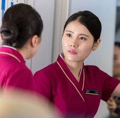 """""""Come quickly, I have caught a thief!"""" """"Locked in the galley. I have tied him up. China Southern Airlines, Airline Cabin Crew, Military Women, Flight Attendant, Nikon D800, Like4like, Guys, China China, Model"""