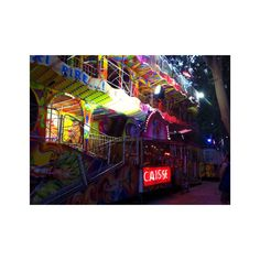 Picture of my fun fair