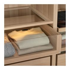 KOMPLEMENT Lade met glazen front IKEA Gratis 10 jaar garantie. Raadpleeg onze folder voor de garantievoorwaarden.
