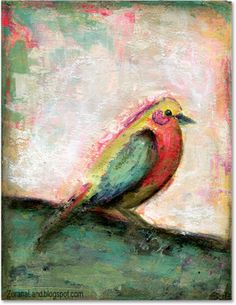Sparrow's Journey by Heather Santos