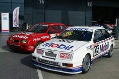 Ford RS 500.