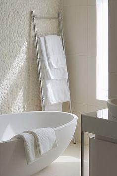 Modern bathroom inspiration by COCOON | sturdy stainless steel bathroom taps | check out our free standing bathtubs SALINAS, ATLANTIS & ZEN | bathroom design | renovations | interior design | villa design | hotel design | Dutch Designer Brand COCOON