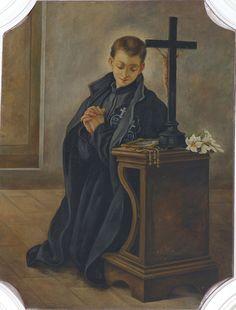 Sacra Galeria: São Gabriel de Nossa Senhora das Dores