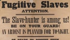 On this day, Congress passes the first fugitive slave law, requiring all states, including those that forbid slavery, to forcibly return slaves who have escaped from other states to their original owners.
