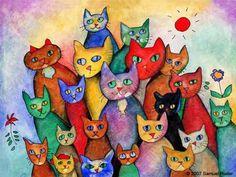 cats at large