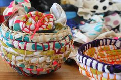 basket weaving fabric workshop with maryann talia pau